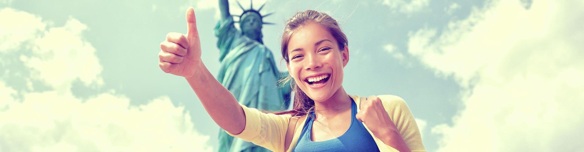 โครงการ Work and Travel in USA