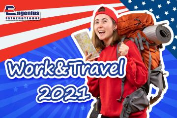 โครงการ Work and Travel in USA 2021