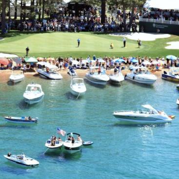 American Century Championship Celebrity Golf Tournament – Stateline