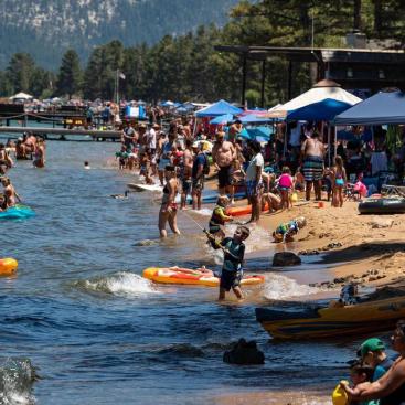 Lake Tahoe Shakespeare Festival -Glenbrook