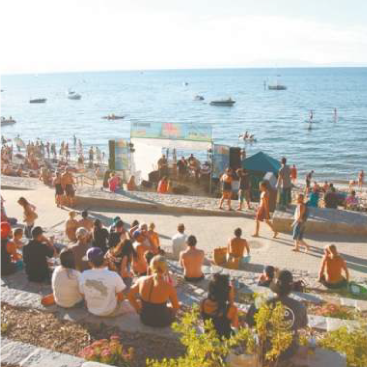 FREE Concerts at Commons & Lakeview Commons Beaches - North and South Shores