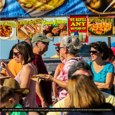 Fort Myers Seafood & Music Festival