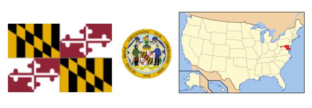 รัฐแมริแลนด์ (Maryland)