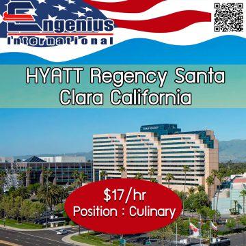 HYATT Regency Santa Clara California