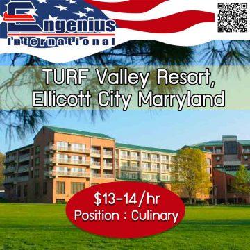TURF Valley Resort, Ellicott City Marryland