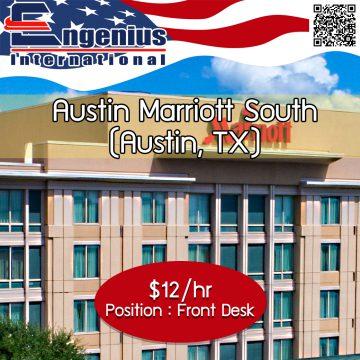 Austin Marriott South (Austin, TX)