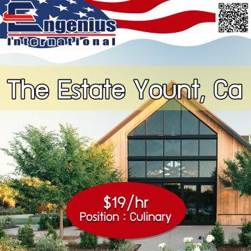 The Estate Yount (CA)